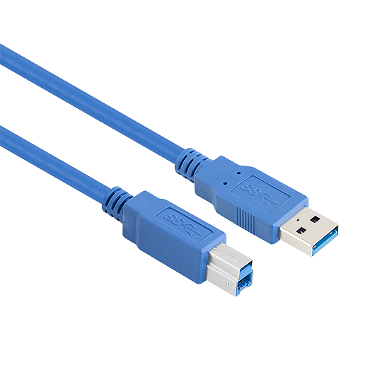 USB A 3.0 M/USB B M Super Speed USB